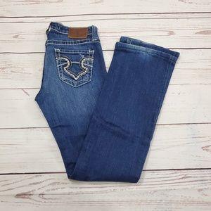 Big Star Remy Bootcut Size 27 L   Low Rise